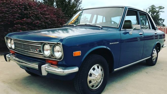 1971 Datsun 510 4 Door Automatic For Sale by Owner in ...