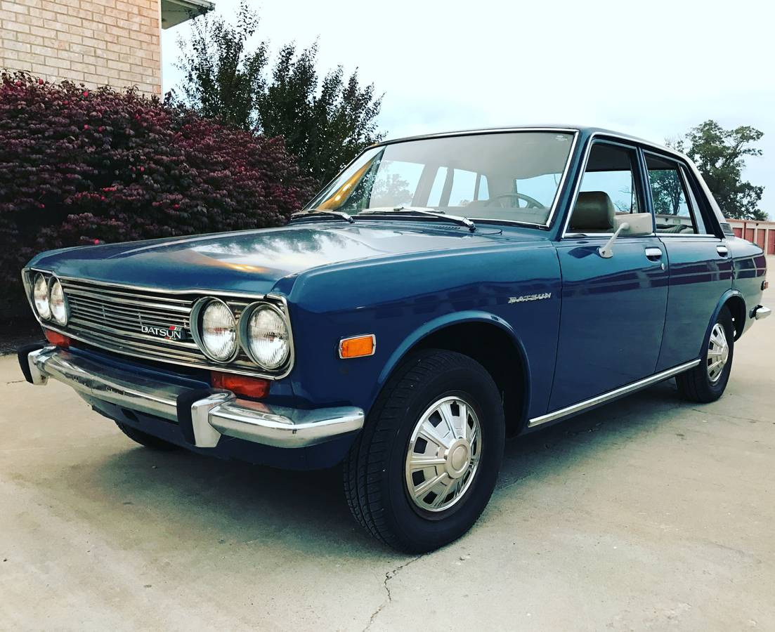 1971 Datsun 510 4 Door Automatic For Sale By Owner In Bowling Green Tn