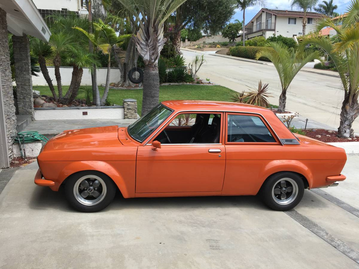 1971 Datsun 510 Sr20det 2 Door For Sale By Owner In Crown