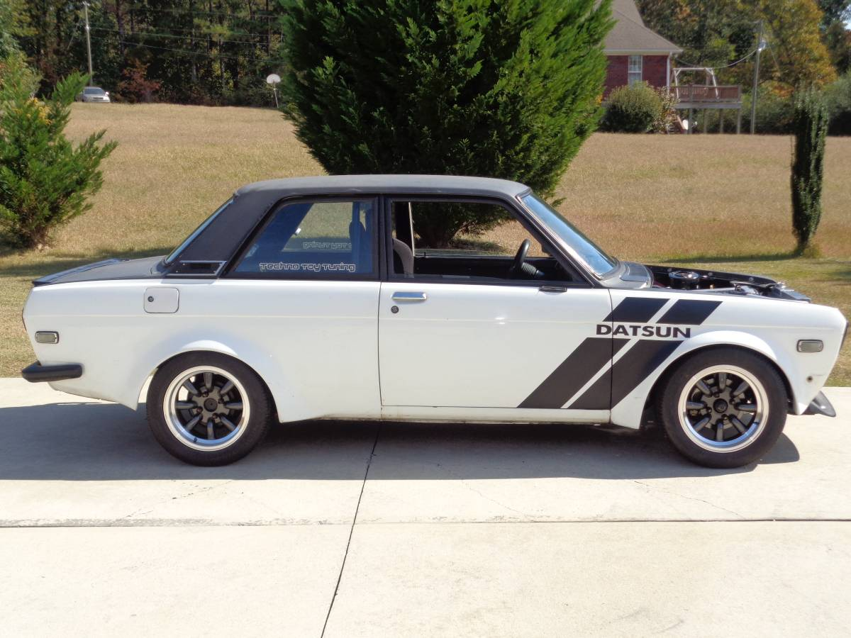 1971 Datsun 510 2 Door Custom 5 Speed For Sale by Owner in ...