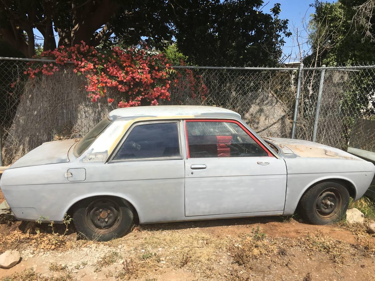 1969 Datsun 510 Project (SR20DET Setup) For Sale in San ...