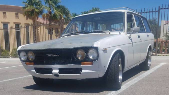 1968 Datsun 510 Wagon L16 4 Speed For Sale in Las Vegas ...