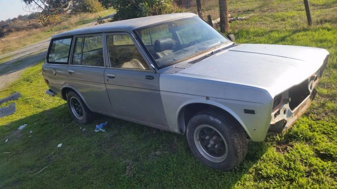 1970 Datsun 510 Wagon Project For Sale In Fairfield
