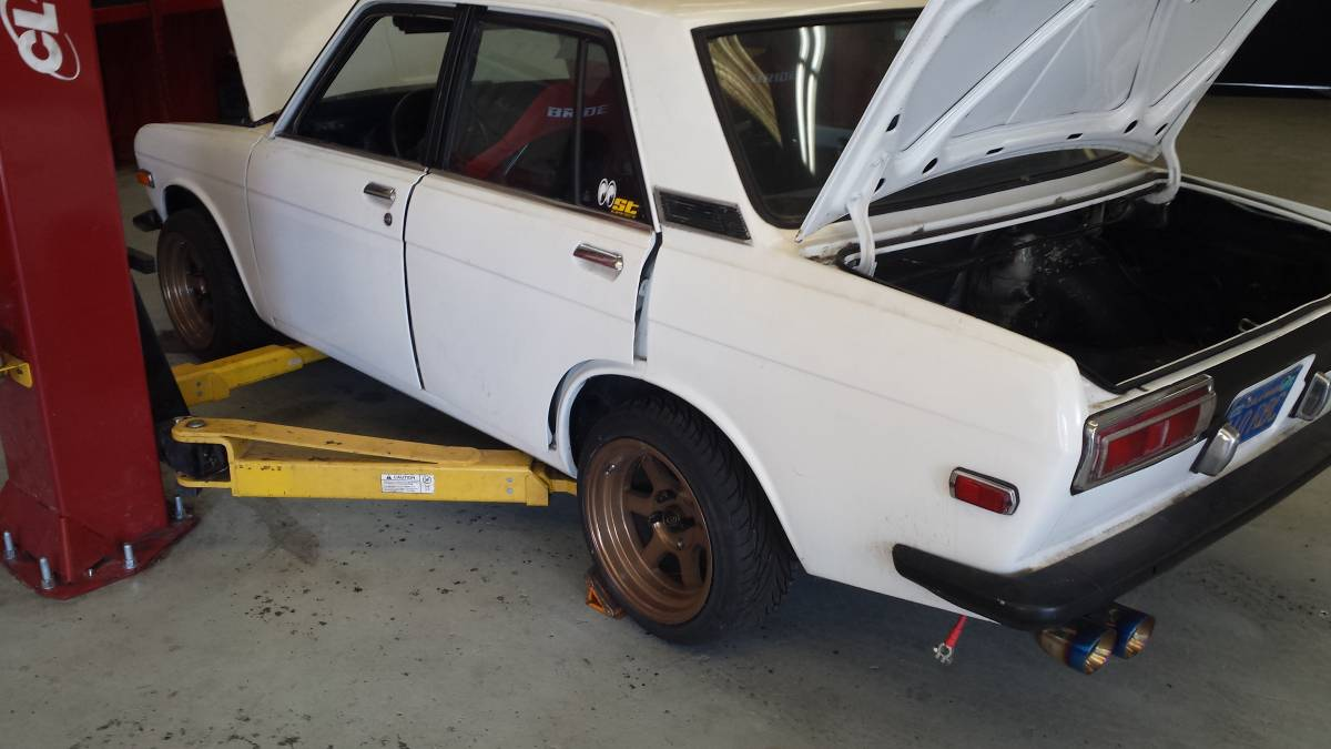 1970 datsun 510 race car project for sale in santa rosa ca 12k. Black Bedroom Furniture Sets. Home Design Ideas