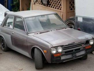 Datsun 510 For Sale in British Columbia, Canada - Bluebird ...