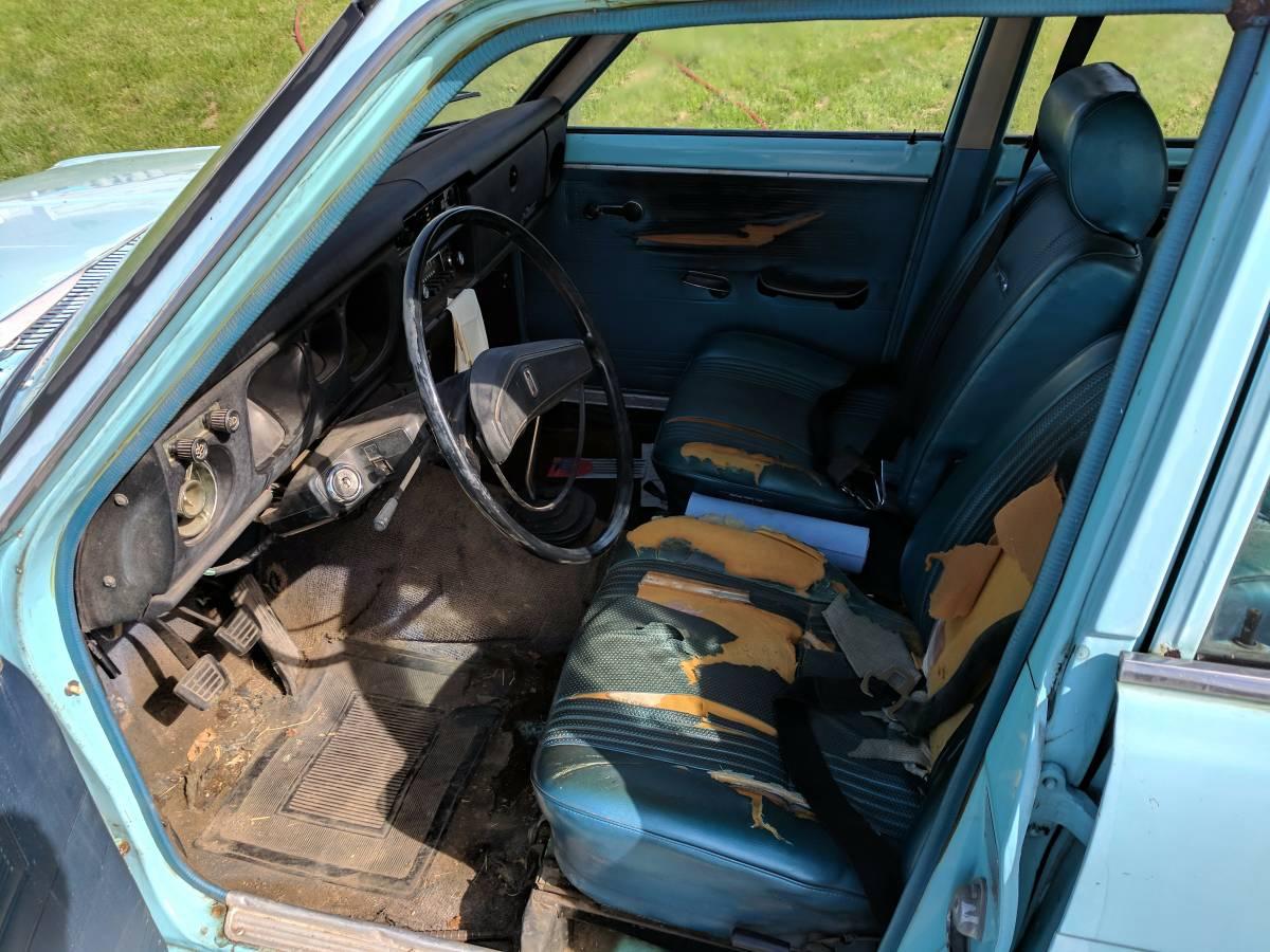 1970 Datsun 510 Wagon w/ Original L16 4spd For Sale in ...