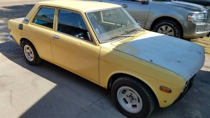 1971 Datsun 510 Two Door Sedan L16 Trans Swap For Sale in ...