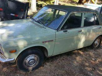 Datsun 510 For Sale in Georgia - Bluebird Classifieds