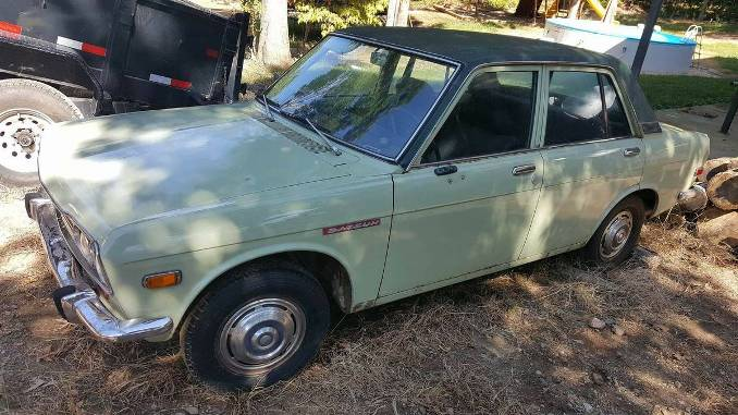 1971 Datsun 510 Four Door Auto For Sale in Gainesville ...