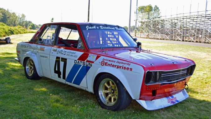 1969 Datsun 510 Two Door Race Car For Sale by Owner in