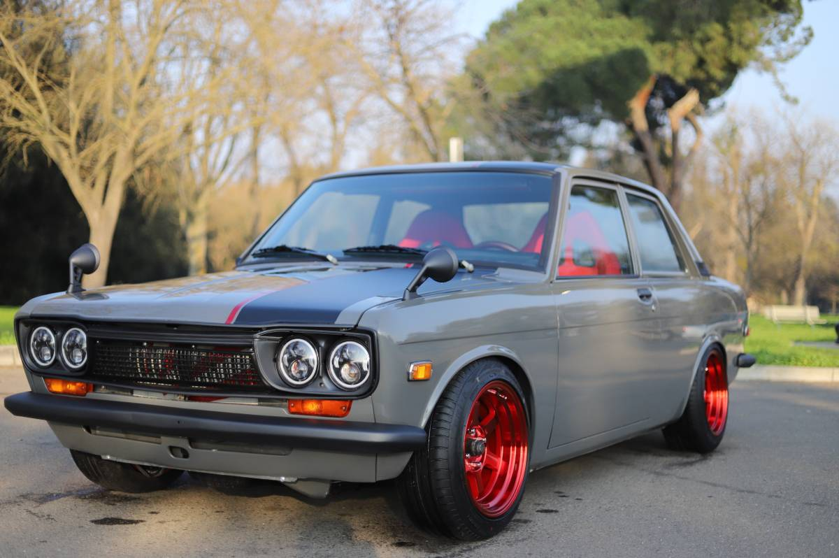 1971 Datsun 510 2 Door 5spd For Sale By Owner In Stockton California