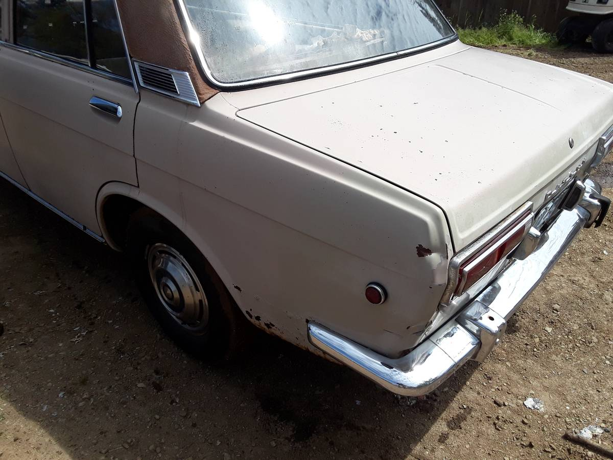 Slo Craigslist: 1969 Datsun 510 Four Door Project For Sale By Owner In