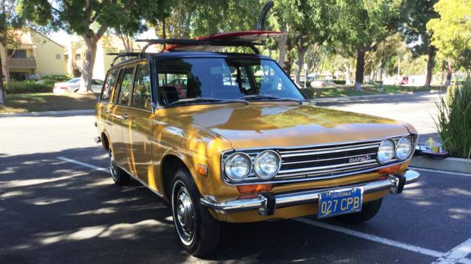 1971 Datsun 510 5dr Wagon For Sale By Owner In Arroyo