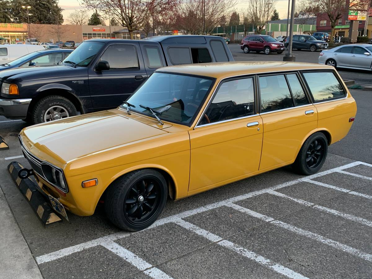 1971 Datsun 510 Station Wagon 5spd For Sale by Owner by ...