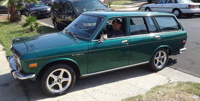 1971 Datsun 510 Wagon 1600 5spd For Sale by Owner in ...