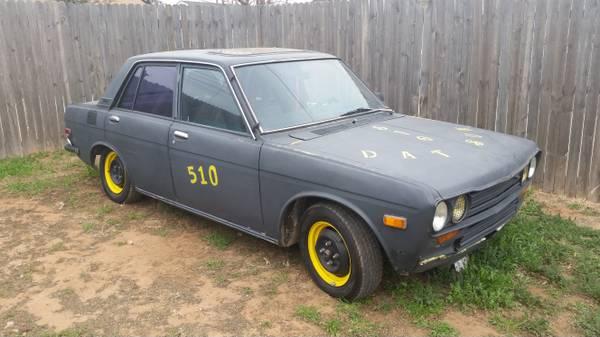 1971 Datsun 510 4 Door Sedan For Sale by Owner in Midland ...