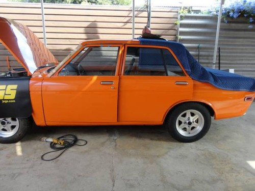 1972 Datsun 510 4DR Project For Sale by Owner in Palmdale ...