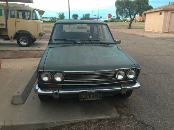1971 Datsun 510 Wagon For Sale by Owner in Bozeman, Montana