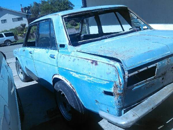 1971 Datsun 510 4 Door For Sale by Owner in Lompoc, California