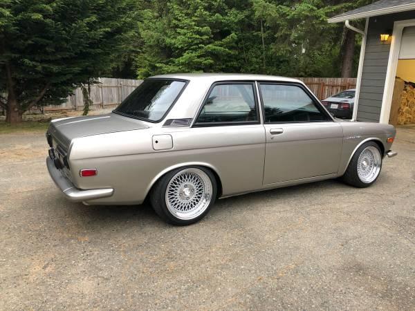 1971 Datsun 510 KA24DE Swap 5spd 2DR For Sale in Crescent ...