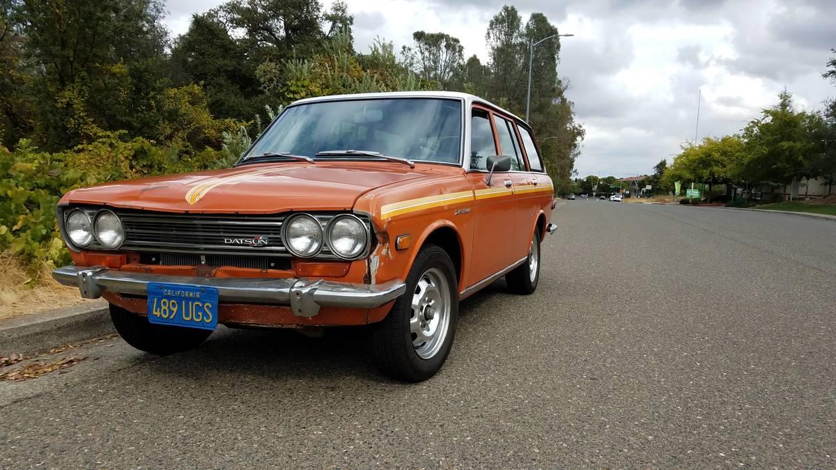 1971 Datsun 510 L20B Wagon For Sale in Hazel / Madison ...