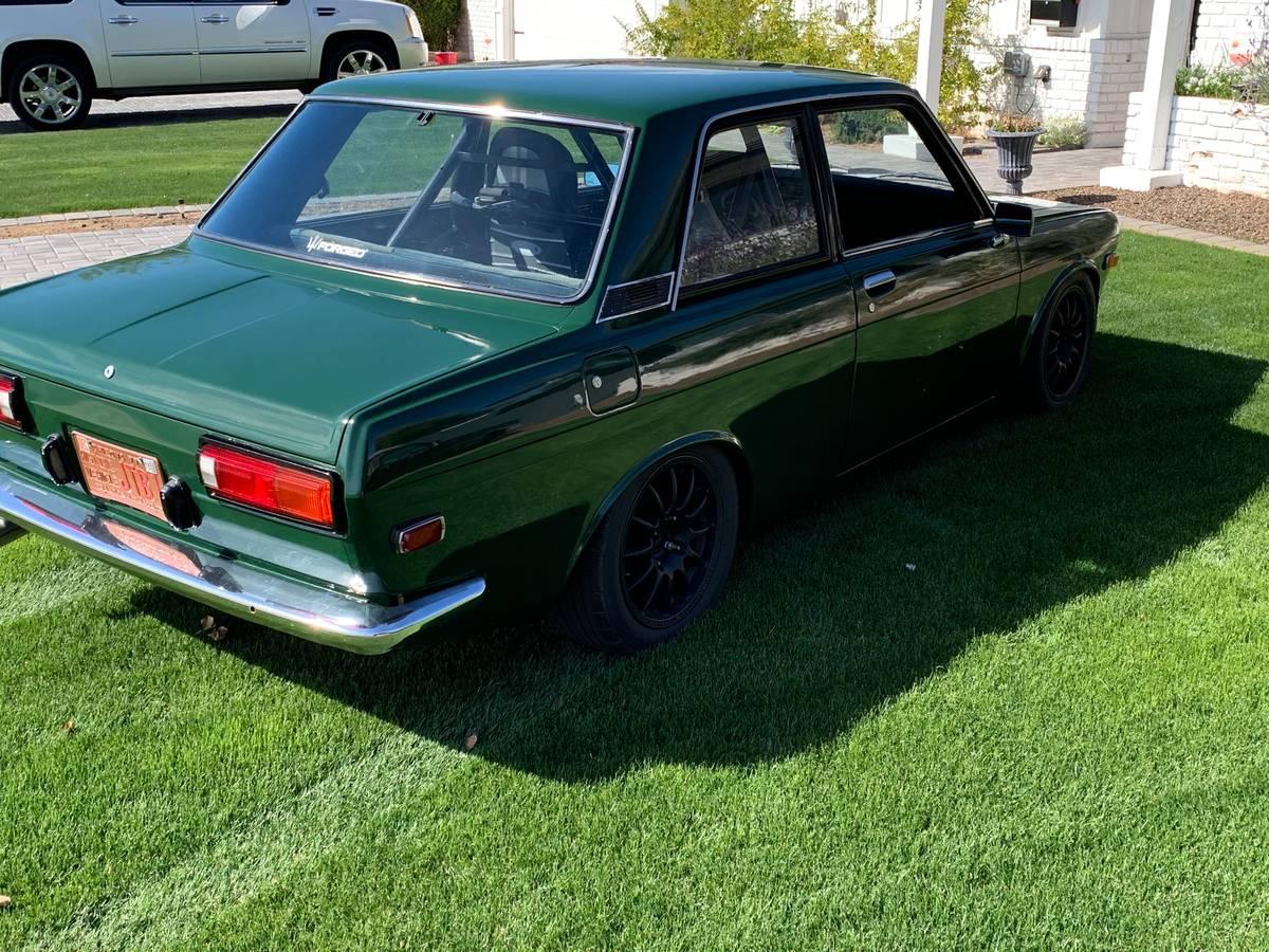 1970 Datsun 510 2 Door ZX 5 Spd For Sale by Owner in ...