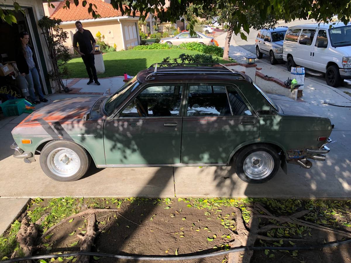 1970 Datsun 510 4DR L20B For Sale by Owner in San Clemente ...