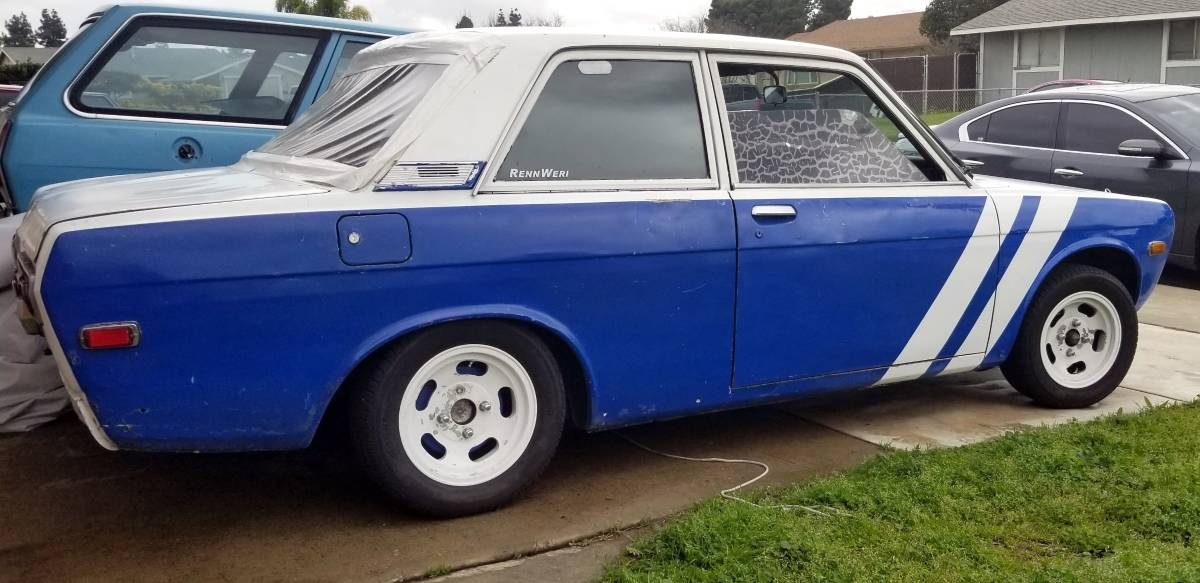 1972 Datsun 510 2DR L20 5spd For Sale by Owner in Lathrop ...