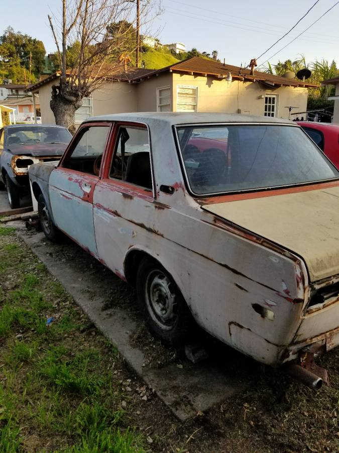 1973 Datsun 510 Two Door Project For Sale by Owner in Los ...