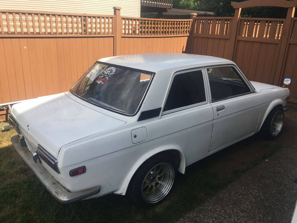 1969 Datsun 510 Two Door For Sale By Owner In Courtenay