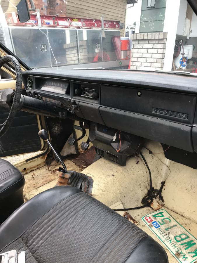 1969 Datsun 510 Wagon Man For Sale By Owner In Snohomish