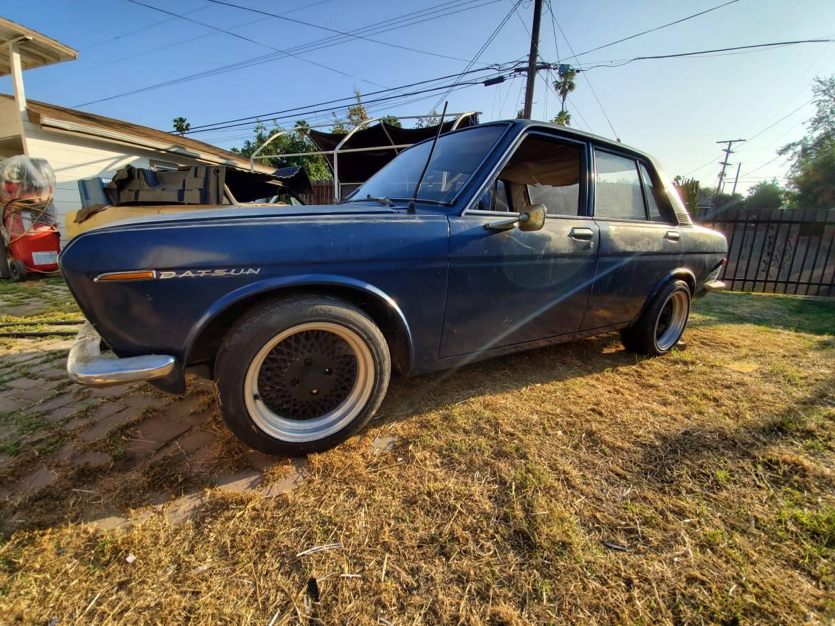 1969 Datsun 510 4DR Sedan L20B For Sale By Owner In Los