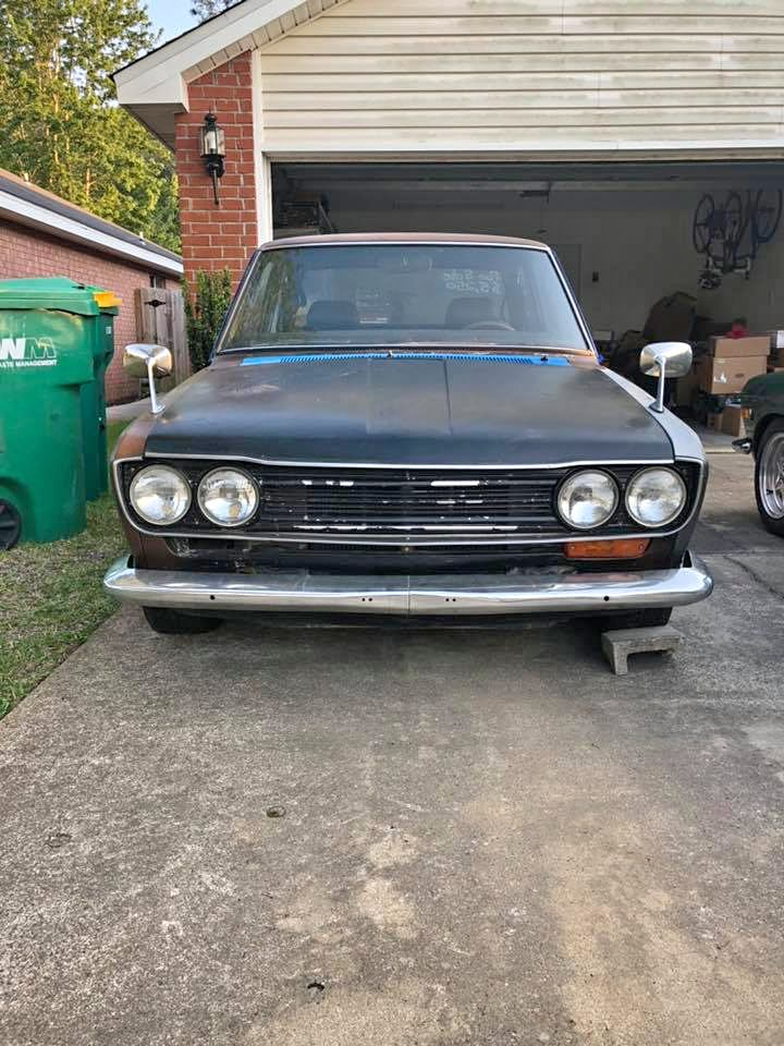 1972 Datsun 510 4DR Project For Sale by Owner in Fort ...