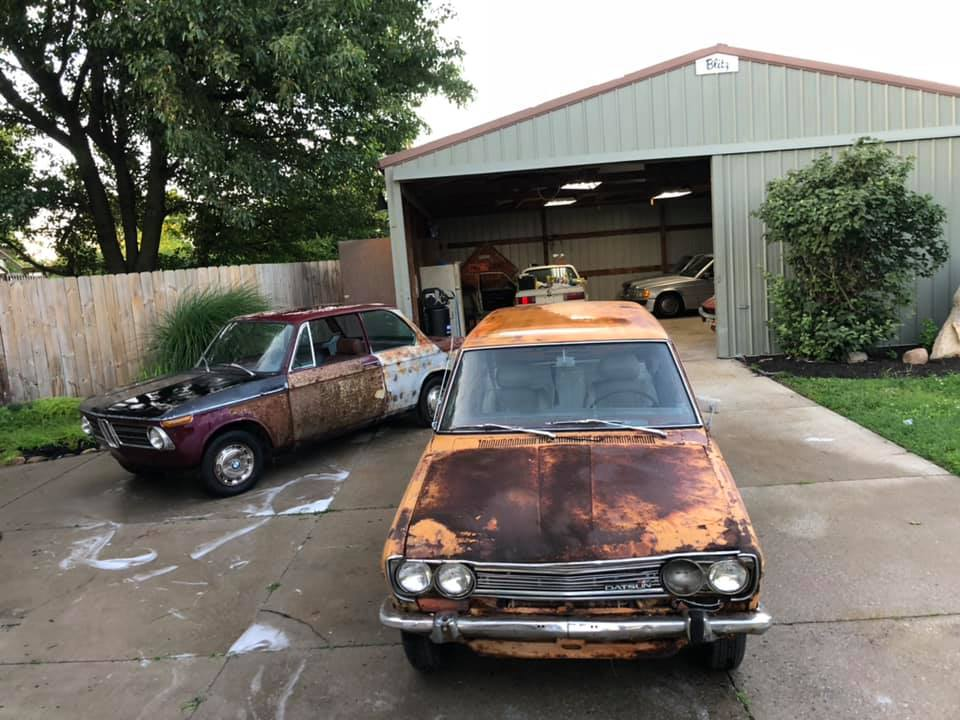 1972 Datsun 510 Station Wagon Project For Sale by Owner in ...