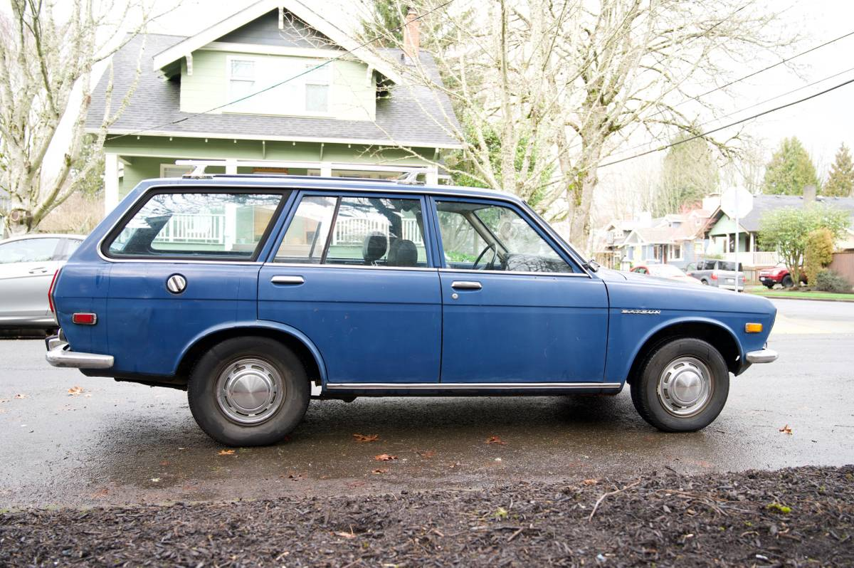 1972 Datsun 510 Station Wagon For Sale by Owner in ...