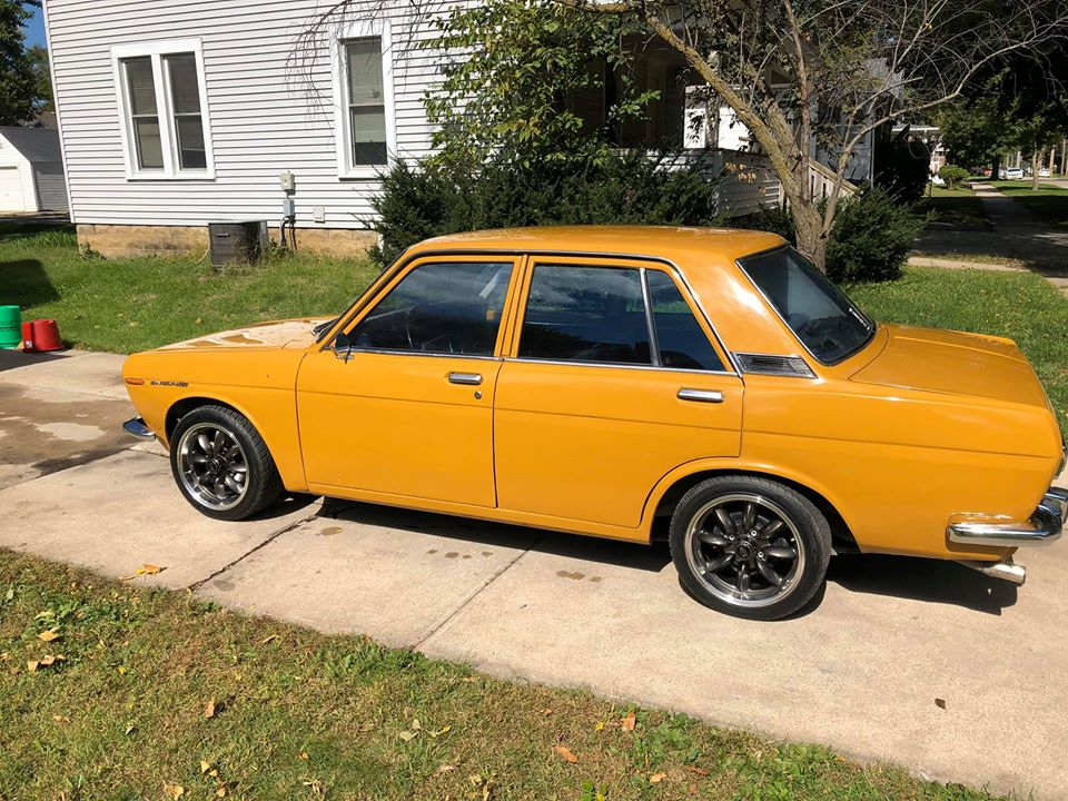 1970 Datsun 510 4DR 5spd Sedan For Sale by Owner in Mason ...