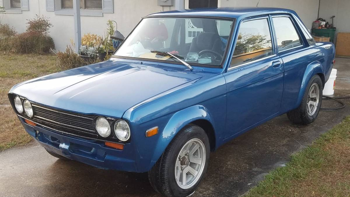 1969 Datsun 510 2DR 5spd For Sale By owner in Highlands ...