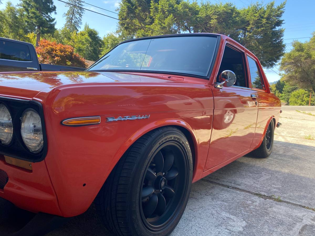 1969 Datsun 510 Two Door For Sale by Owner in Santa Cruz ...
