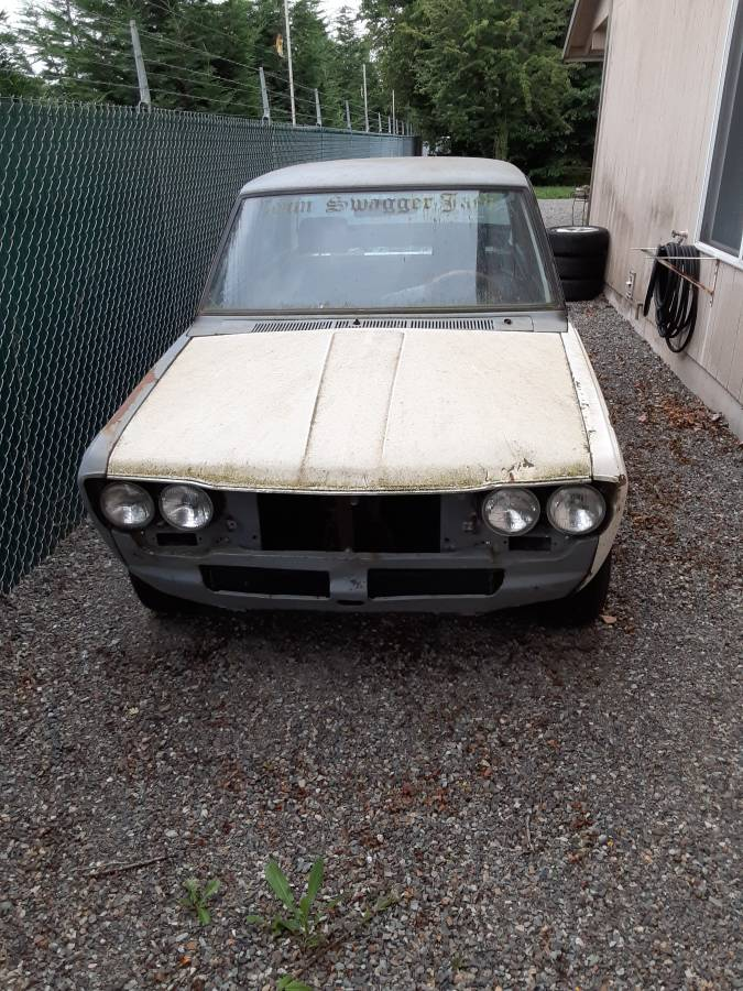 1971 Datsun 510 4DR Sedan Project For Sale by Owner in ...