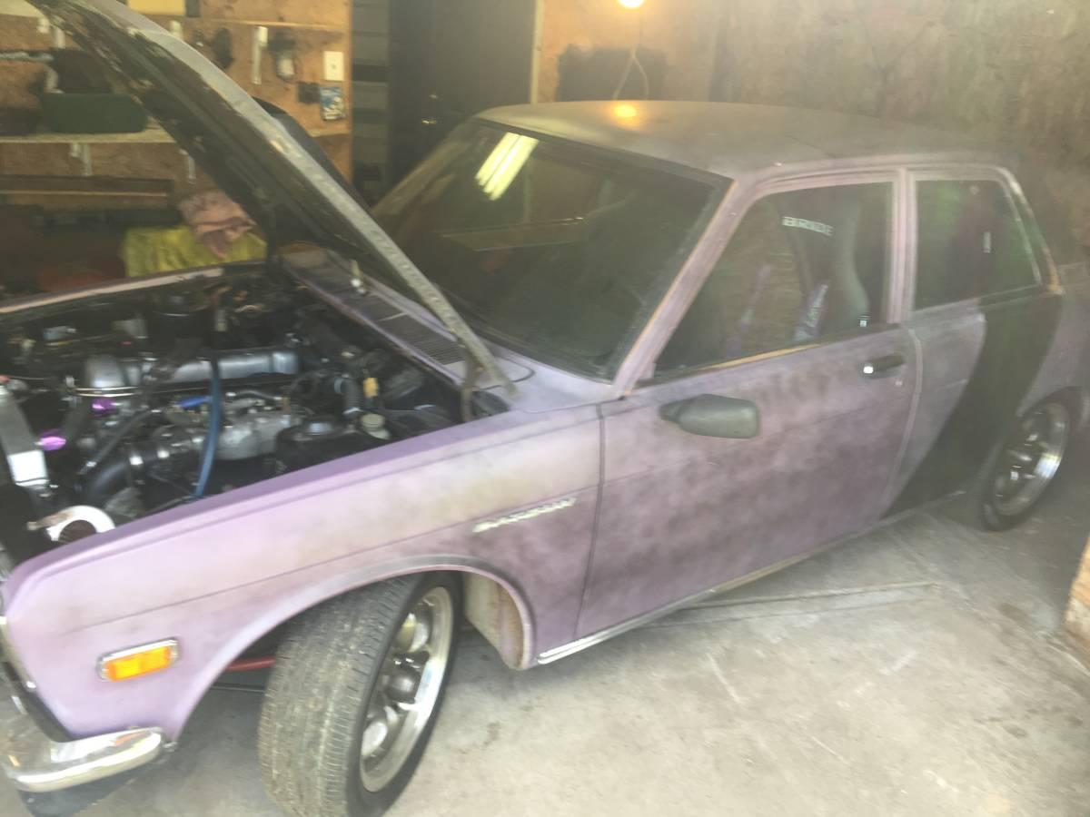 1971 Datsun 510 Two Door Sedan For Sale by Owner in Salem ...