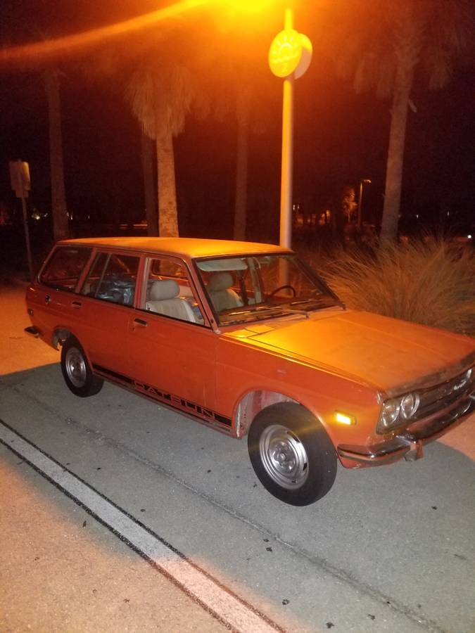 1971 Datsun 510 Station Wagon For Sale by Owner in ...
