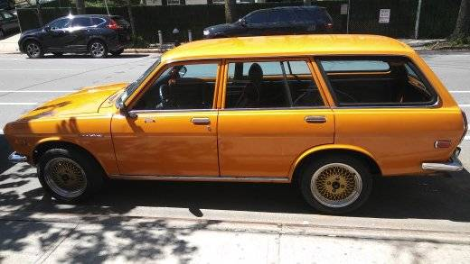 1972 Datsun 510 Station Wagon For Sale by Owner in Staten ...