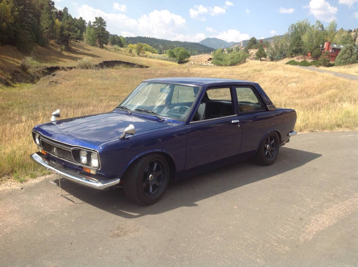 1971 Datsun 510 2DR Coupe For Sale by Owner in Evergreen ...
