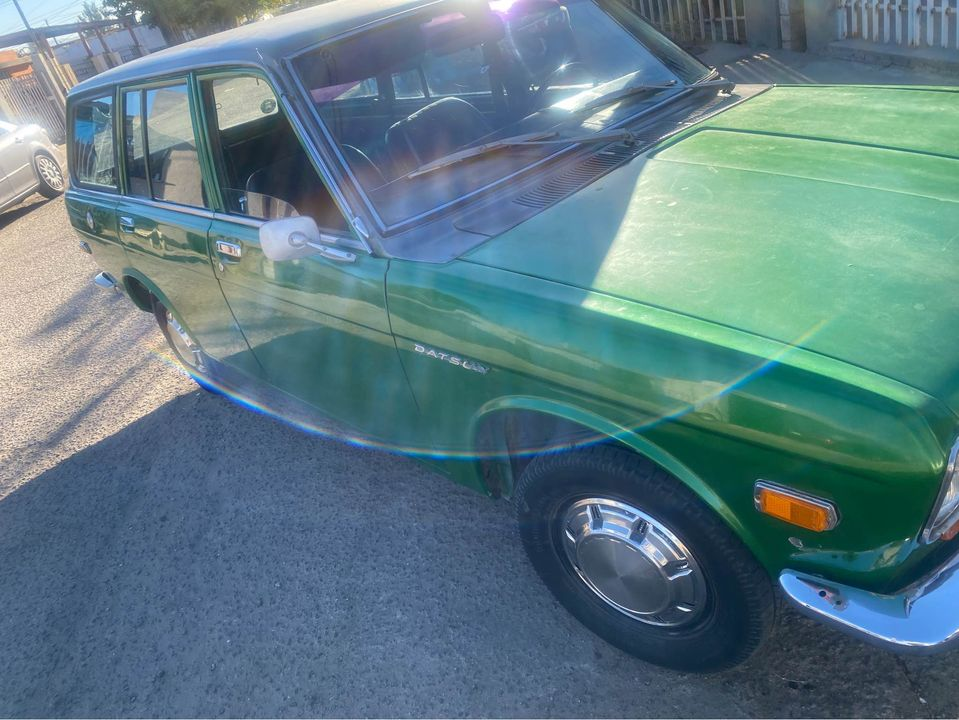 1971 Datsun 510 Station Wagon For Sale by Owner in El ...